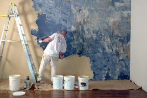 Декоративная отделка стен своими руками