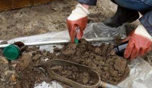 Проведение агрохимического анализа почвы