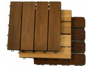 Что такое термообработанная древесина?