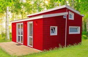 Норвежские дома- Современные и традиционные, то что вы о них не зналиы